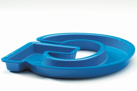 Image of 2f-flange mounting for Formed Plastic Letters