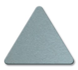 Image of Gemini Metallic Silver Acrylic Materials Number 8886.