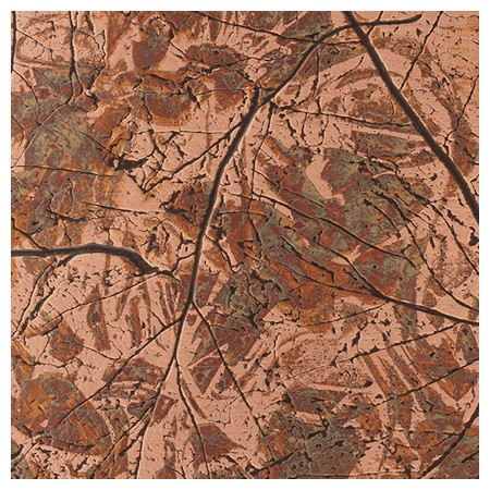 Image of Number 238 Gemini Autumn Leaves metal laminate for acrylic.