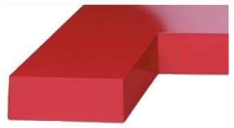 Image of RED gemini paint No. 2793