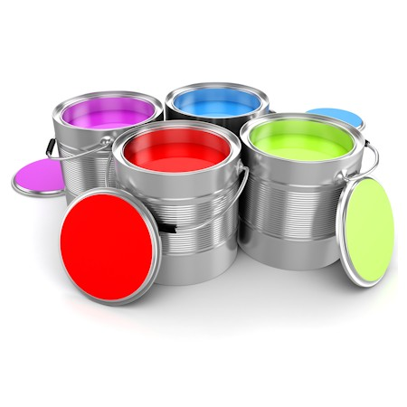 Images of paint color options